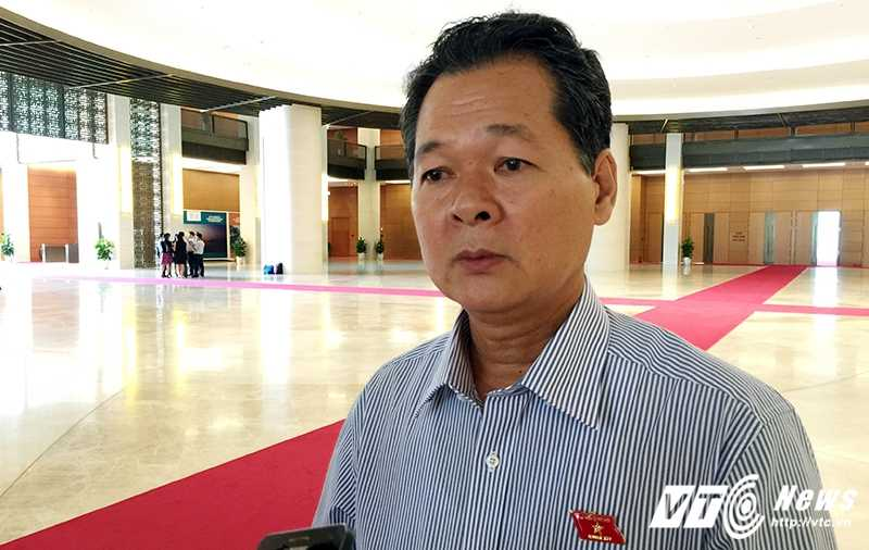 Dai bieu Quoc hoi: 'Dieu tra bo nhiem ong Trinh Xuan Thanh khong chi dung o day' hinh anh 1