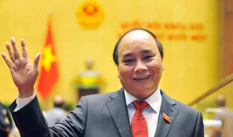 Tieu su Thu tuong Chinh phu Nguyen Xuan Phuc hinh anh 1