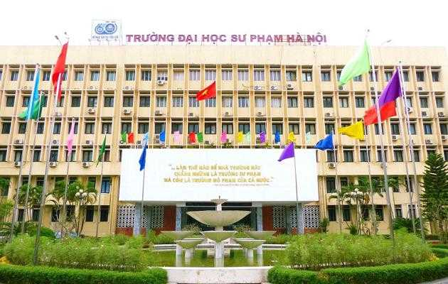261 thi sinh dau tien trung tuyen Dai hoc Su pham Ha Noi nam 2016 hinh anh 1