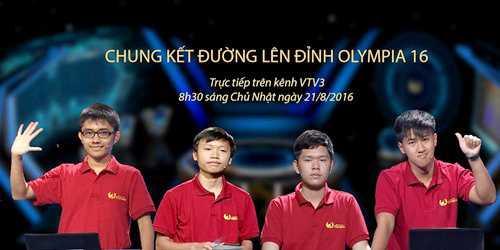 Truc tiep Chung ket Duong len dinh Olympia nam 2016 hinh anh 2