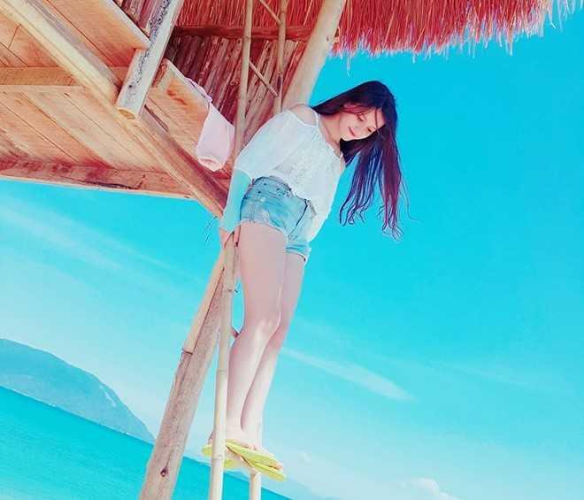 Hot girl lai Tay xinh dep co hon 10.000 nguoi yeu thich tren facebook hinh anh 9
