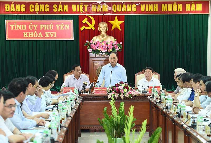 Thu tuong: Phu Yen nhu 'co gai dep dang ngu quen' hinh anh 1