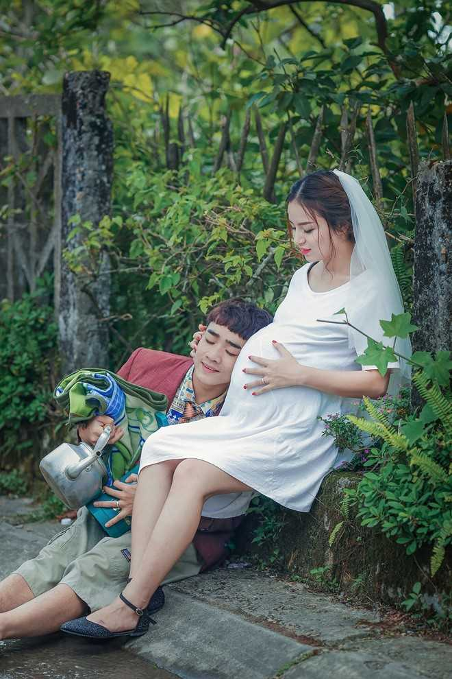 Do Duy Nam khoe anh cuoi hai huoc ben vo hot girl hinh anh 7