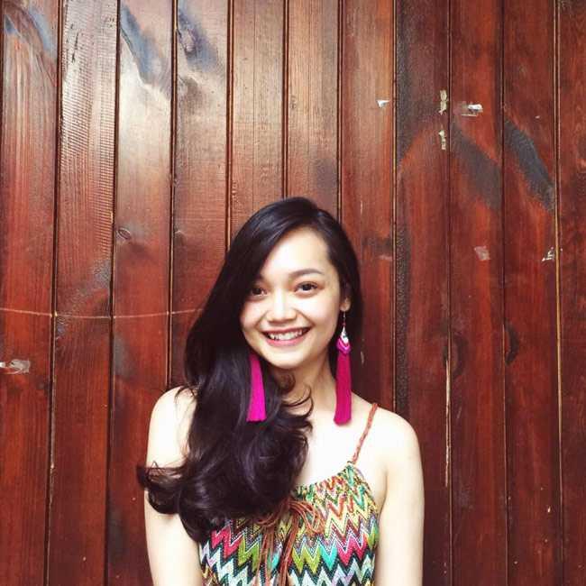 5 hot girl chung minh 'con gai ten Linh thuong rat xinh' hinh anh 6
