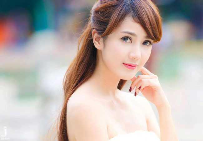5 hot girl chung minh 'con gai ten Linh thuong rat xinh' hinh anh 11
