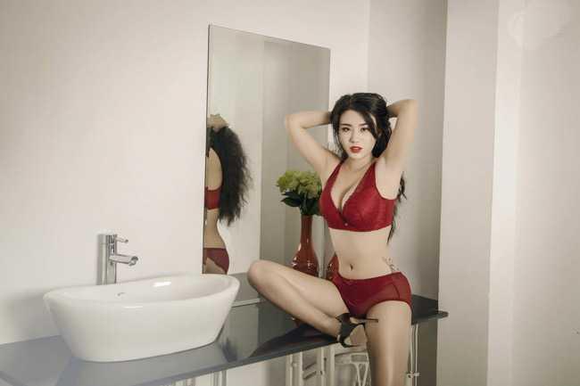 5 hot girl chung minh 'con gai ten Linh thuong rat xinh' hinh anh 18