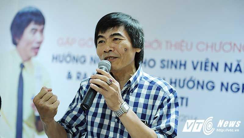 TS Le Tham Duong: Hieu ro ban than de 'ban minh' dung gia hinh anh 1