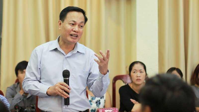 GS Nguyen Huu Duc: