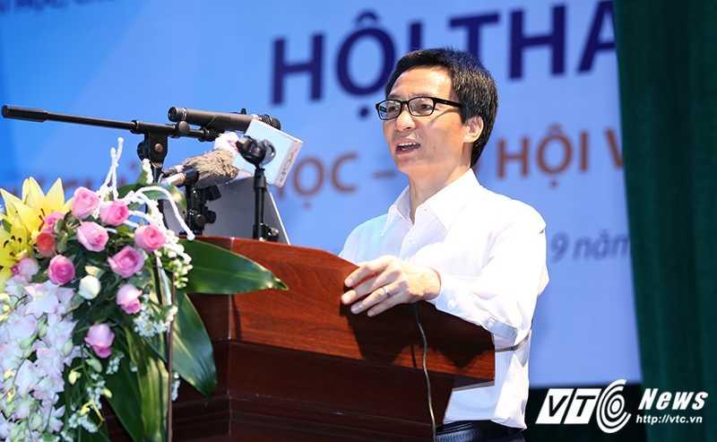 Pho Thu tuong Vu Duc Dam: 'Hay bo noi so tu chu' hinh anh 1
