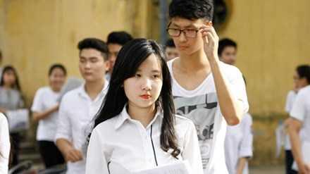 Chinh thuc cong bo 14 de thi minh hoa ky thi THPT quoc gia 2017 hinh anh 1