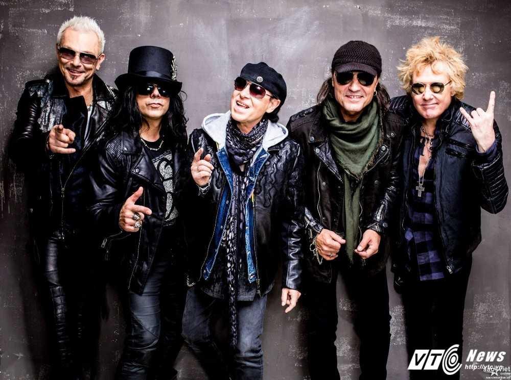 Cong chieu bo phim ve nhom nhac rock huyen thoai Scorpions hinh anh 3