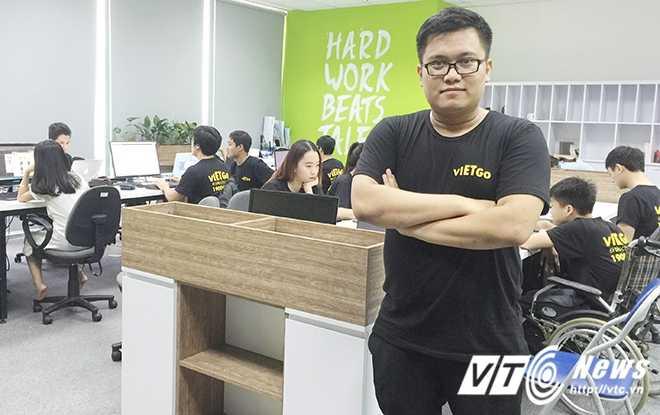 Chang trai 8X tai nang bo luong 'khung' ve Viet Nam khoi nghiep hinh anh 1