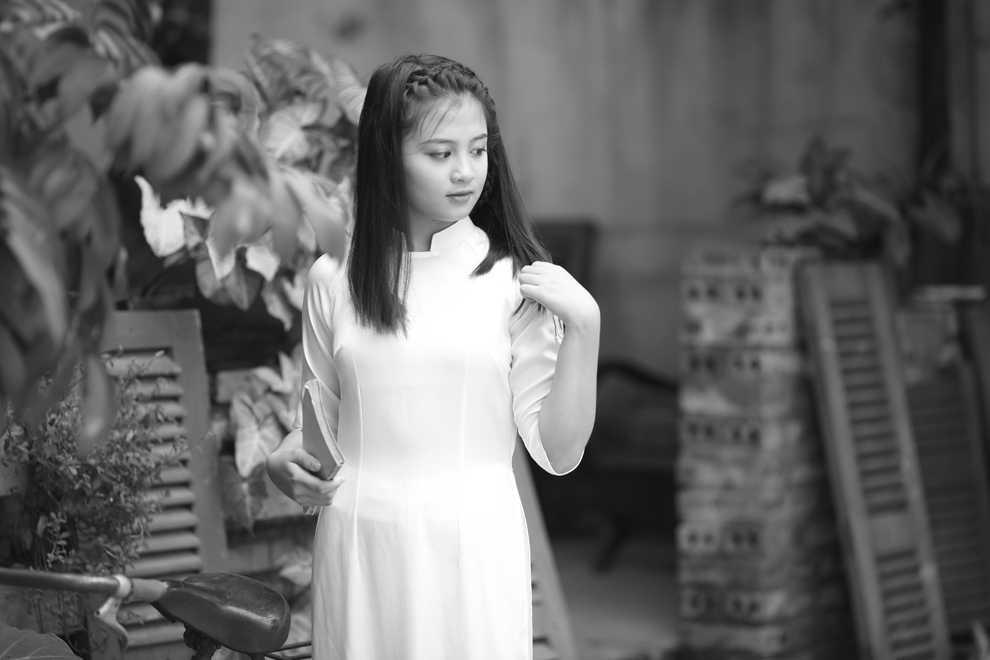 Net dep tinh khoi cua nu sinh lop 10 THPT Huynh Thuc Khang hinh anh 10