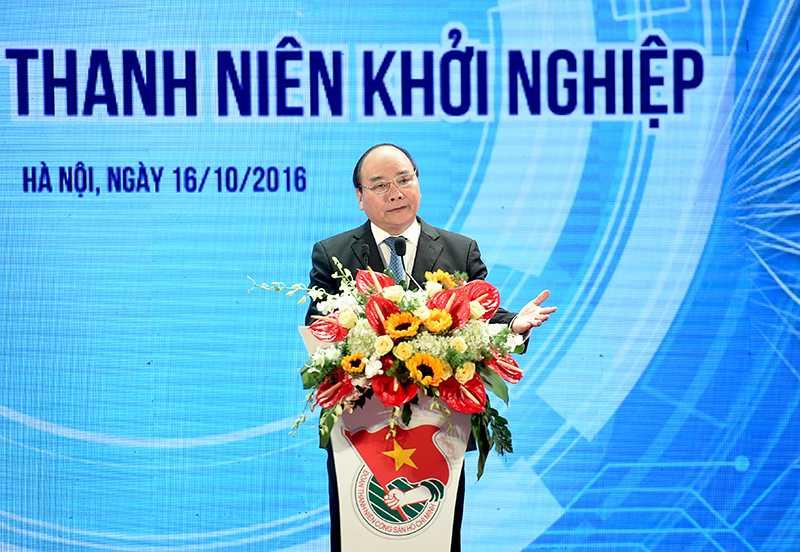 Thu tuong: 'Tren the gioi co nguoi khoi nghiep o tuoi 20' hinh anh 1