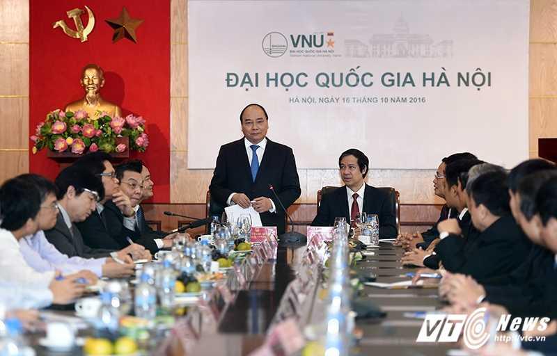 Thu tuong: 'Thuoc do giao duc dai hoc la bao nhieu sinh vien khoi nghiep, thanh danh' hinh anh 2