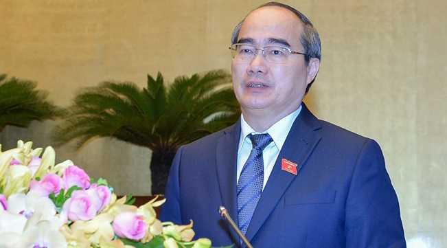 Ong Nguyen Thien Nhan: Cu tri bat binh truoc viec bo nhiem Trinh Xuan Thanh hinh anh 1