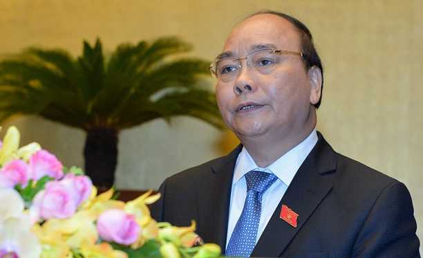 Thu tuong Nguyen Xuan Phuc: 'Tham nhung, lang phi con nghiem trong' hinh anh 1