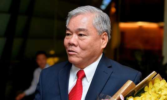 Ong Huynh Phong Tranh don dap bo nhiem can bo: 'Cho ket luan tu Bo Noi vu' hinh anh 1