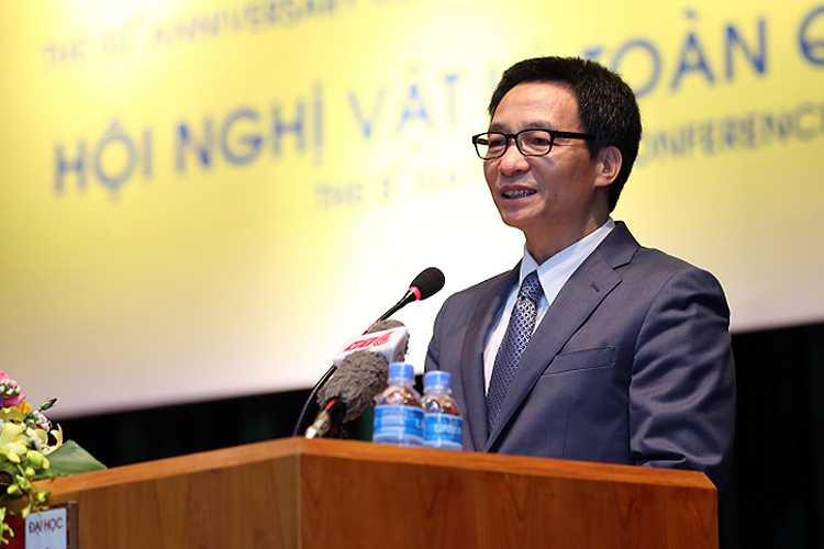 Pho Thu tuong Vu Duc Dam: Nang cao tiem luc KHCN doi hoi no luc dac biet hinh anh 1