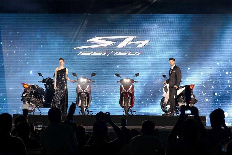 Dieu gi dac biet o xe Honda SH 2017? hinh anh 7