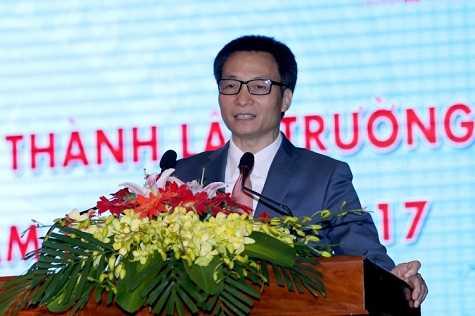 Pho Thu tuong Vu Duc Dam: Sinh vien Viet khong duoc de 'thua chi, kem em' hinh anh 1