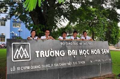 Dai hoc Hoa Sen cam ket khong tang hoc phi hinh anh 1