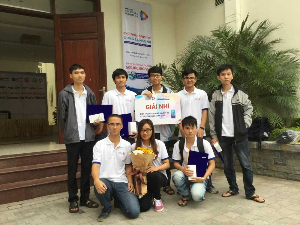 Dai hoc FPT lot top truong gianh giai cao nhat cuoc thi lap trinh Samsung hinh anh 1