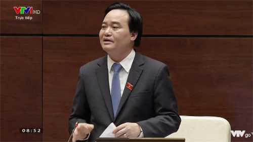 Den 2020 da so thanh nien Viet khong noi duoc tieng Anh: Bo truong GD-DT nhan trach nhiem hinh anh 1