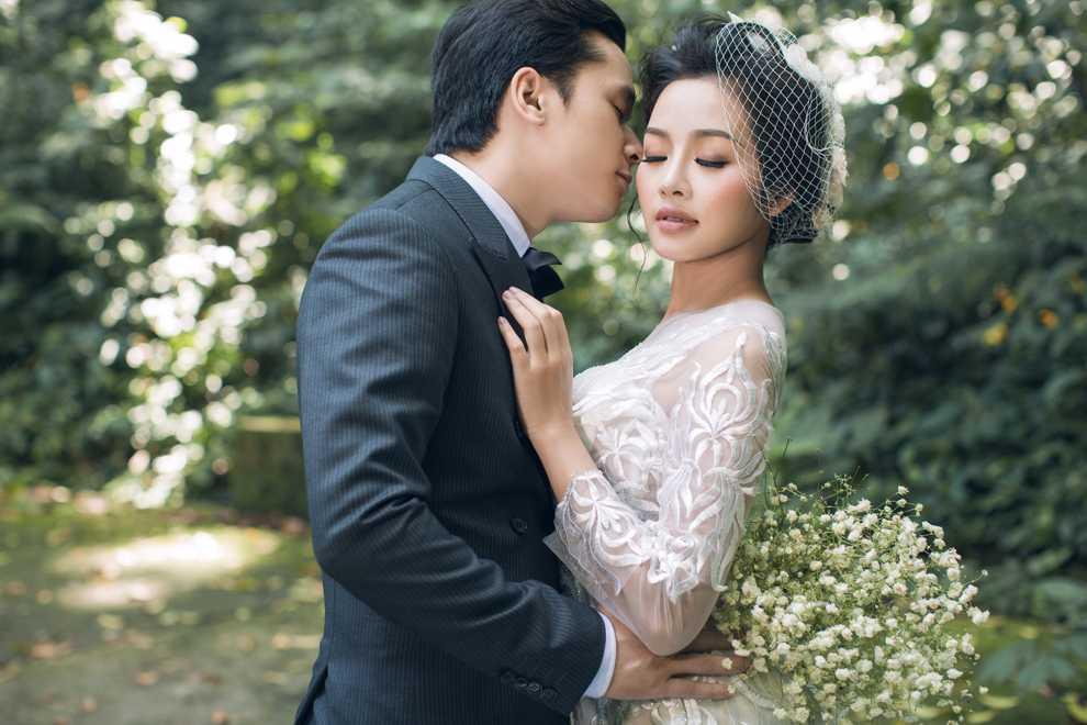 Hot girl Thanh Thao dep diu dang trong bo anh cuoi dam chat thu Ha Noi hinh anh 10