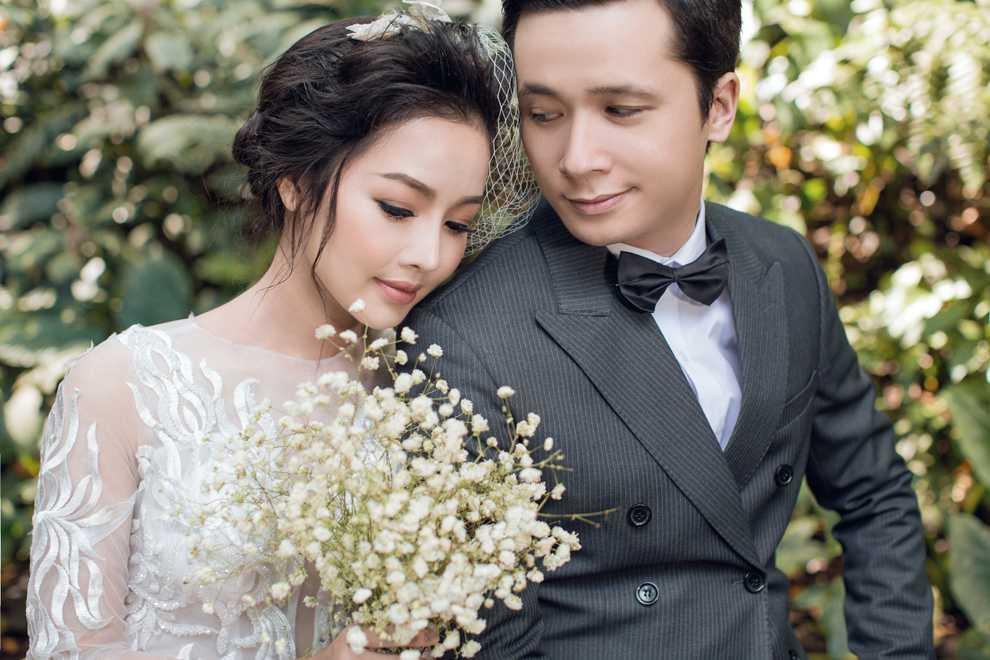 Hot girl Thanh Thao dep diu dang trong bo anh cuoi dam chat thu Ha Noi hinh anh 12