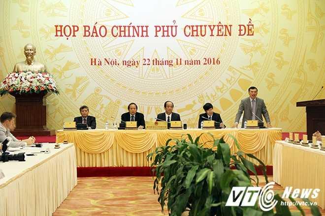 Nguoi phat ngon Chinh phu thong tin ly do dung du an dien hat nhan Ninh Thuan hinh anh 2