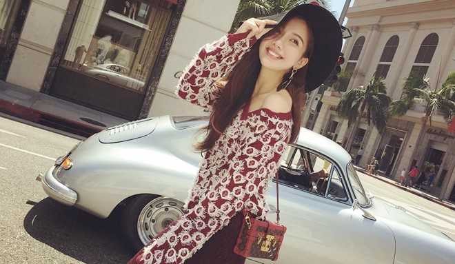 Cuoc song giau sang it nguoi biet cua hot girl Trung Quoc hinh anh 8