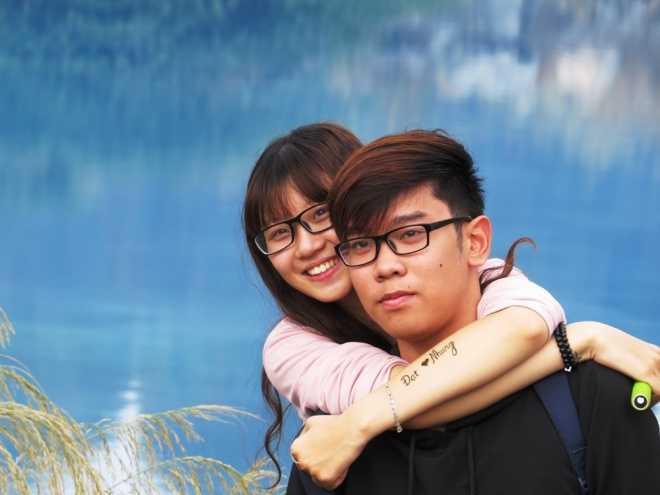 Thieu nu Hai Phong hao huc di ngam ho nuoc xanh dep nhu tien canh hinh anh 6