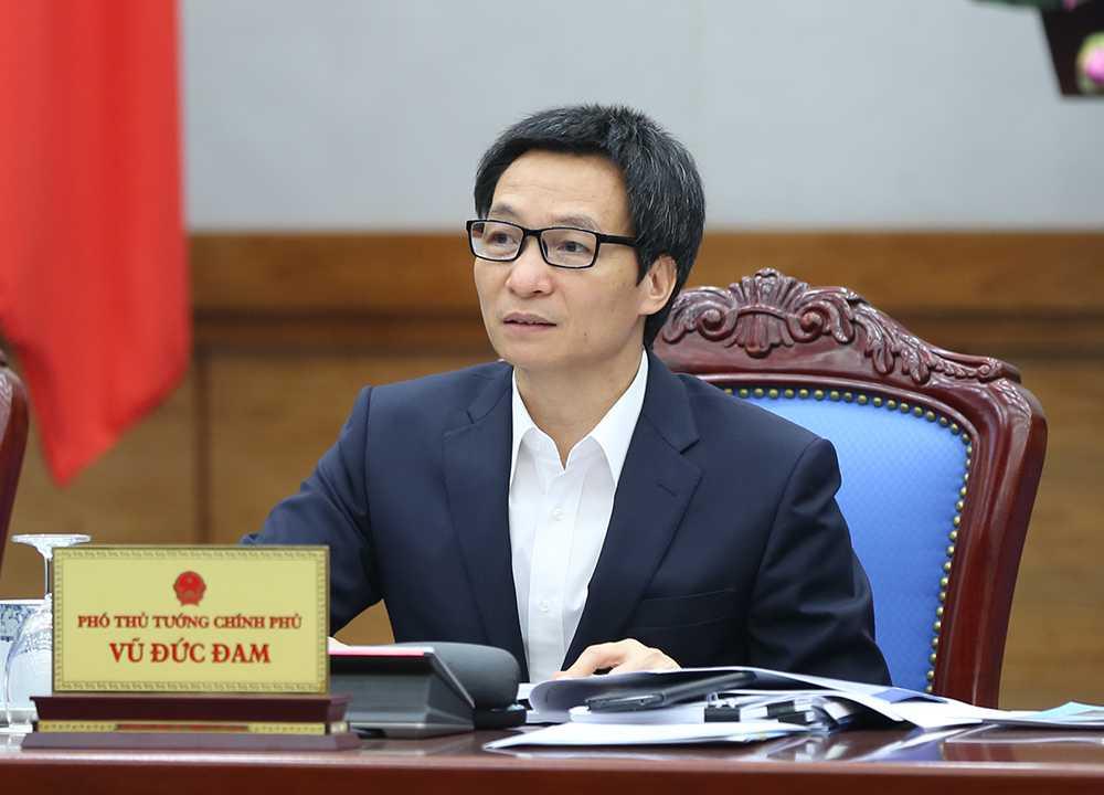 Pho Thu tuong Vu Duc Dam: 'Doanh nghiep ngai kien nghi vi so lo danh tinh' hinh anh 1