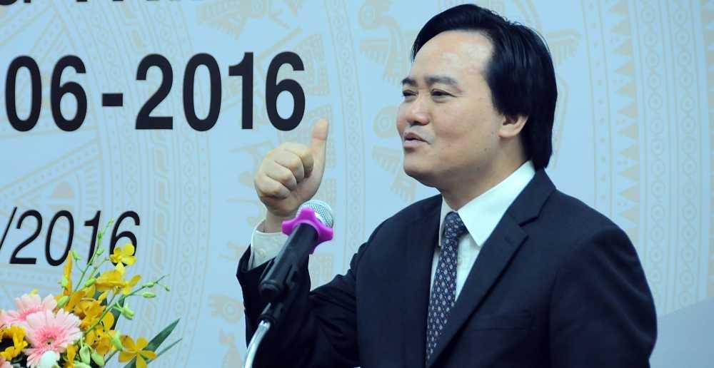Bo truong Phung Xuan Nha: 'Khong dau tu theo kieu dan hang ngang' hinh anh 2