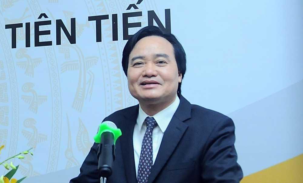 Bo truong Phung Xuan Nha: 'Khong dau tu theo kieu dan hang ngang' hinh anh 1