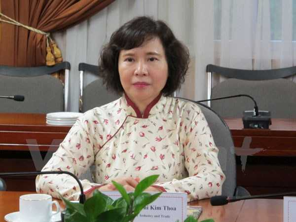 Thu tuong giao 4 Bo lam ro tai san cua Thu truong Ho Thi Kim Thoa trong quy 2 hinh anh 1