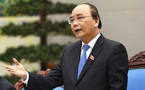 Thu tuong: 'Tuyet doi khong di le hoi trong gio hanh chinh' hinh anh 1