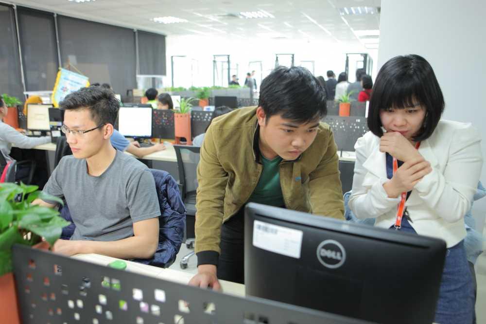 Pho Thu tuong Vu Duc Dam: 'Lang phan mem phai san sinh nhieu cong nghe thay doi cuoc song con nguoi' hinh anh 4