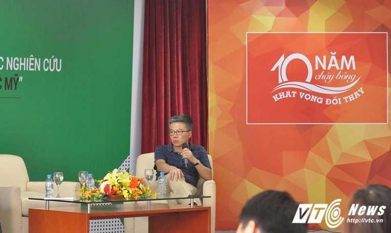 GS Ngo Bao Chau: 'Tuong lai nam trong tay nhung nguoi am hieu Toan hoc' hinh anh 1