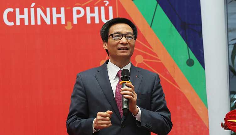 Pho Thu tuong Vu Duc Dam: 'Sinh vien phai co khat vong thay doi the gioi' hinh anh 1