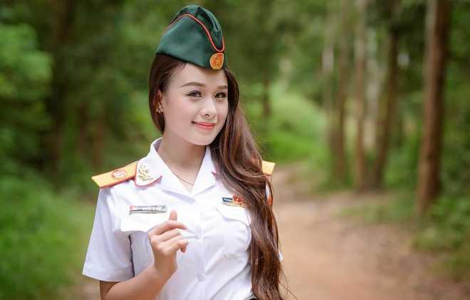 Tuyen sinh vao truong quan doi 2017: Bo Quoc phong cong bo thong tin moi nhat hinh anh 1
