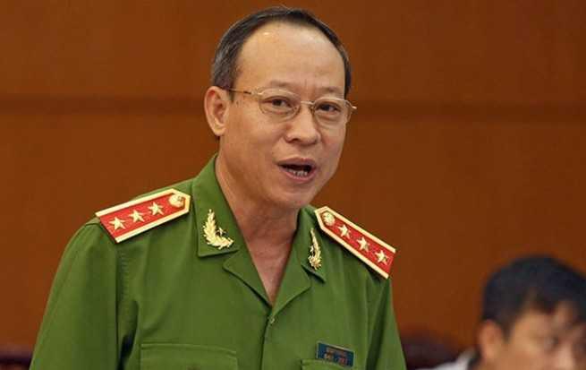 Thu tuong bo nhiem lai Thu truong Bo Cong an, Quoc phong hinh anh 1