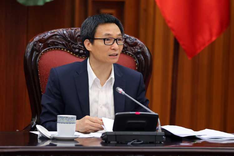 Pho Thu tuong Vu Duc Dam: 'Cach hoc mon the duc phai thay doi' hinh anh 1