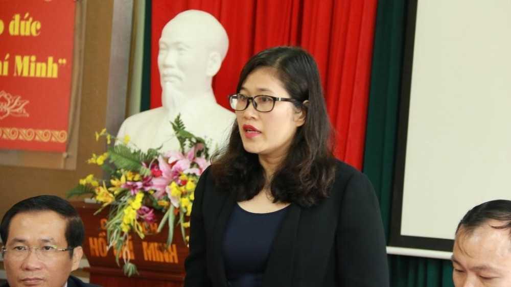 Nguyen Hieu truong Tieu hoc Nam Trung Yen lam gi sau khi bi cach chuc? hinh anh 1