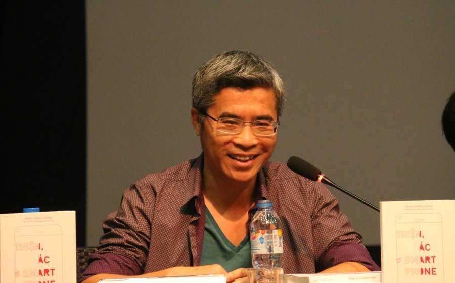 TS Dang Hoang Giang: 'Chung ta quen mat minh da tan ac nhu the nao' hinh anh 1