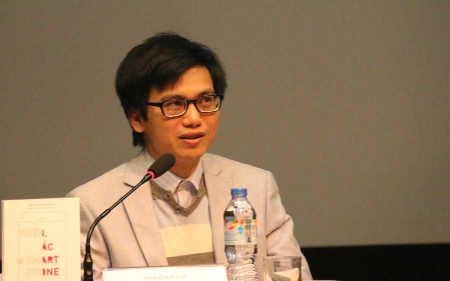 TS Dang Hoang Giang: 'Chung ta quen mat minh da tan ac nhu the nao' hinh anh 3
