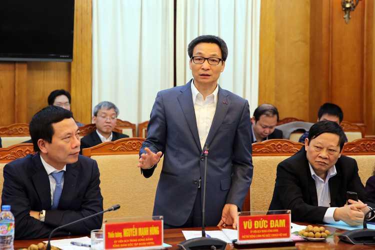 Pho Thu tuong Vu Duc Dam: 'Dung de nguoi dan co benh roi moi di kham' hinh anh 2