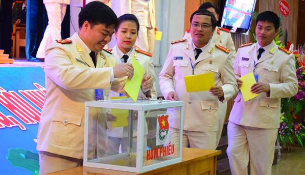 Video: Thanh tich dac biet cua hon 5.000 doan vien Hoc vien An ninh nhan dan hinh anh 1