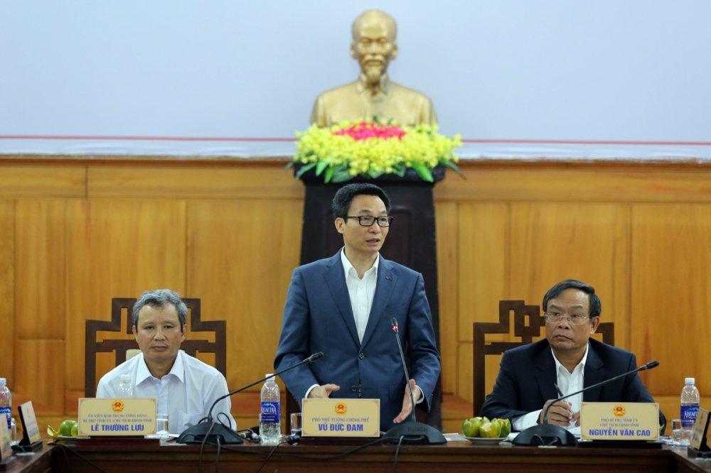 Pho Thu tuong Vu Duc Dam: Nhieu nguoi ngheo di kham thi benh da nang hinh anh 3